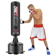 MaxStrength Free Standing Punch Bag